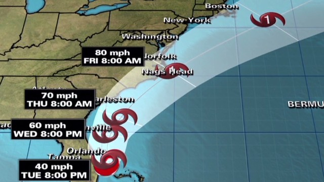 Tropical storm could drench July 4th