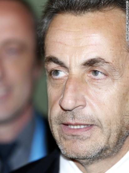 Nicolas Sarkozy Fast Facts