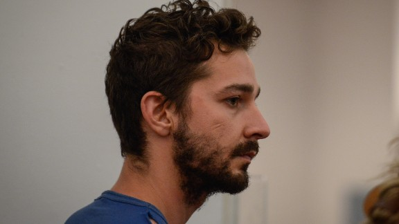"Shia LaBeouf's recent bizarre behavior culminated in his being arrested in New York and charged with harassment, disorderly conduct and criminal trespass at the Broadway show ""Cabaret."" The actor's rep said: ""Contrary to previous erroneous reports, Shia LaBeouf has not checked into a rehabilitation facility but he is voluntarily receiving treatment for alcohol addiction. He understands that these recent actions are a symptom of a larger health problem and he has taken the first of many necessary steps towards recovery."""