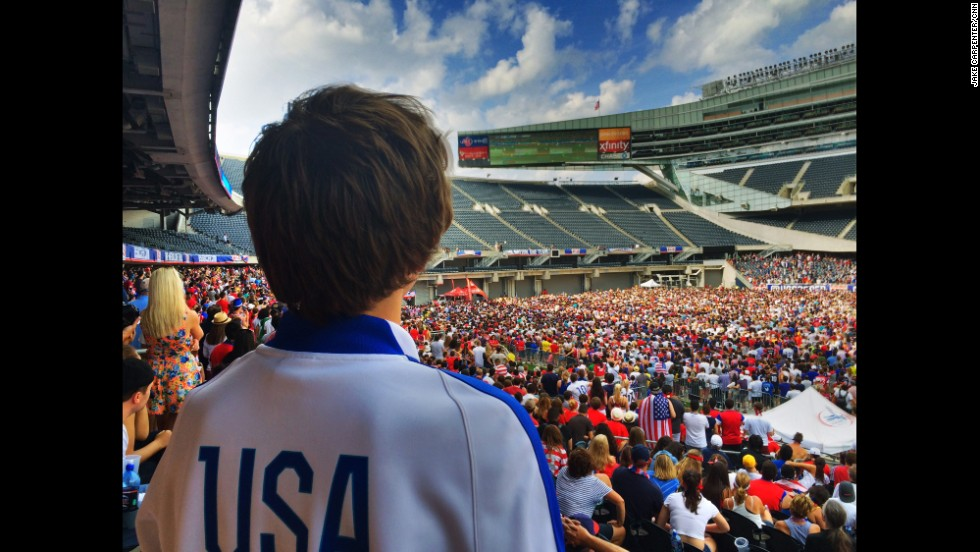 The USMNT captured the hearts of millions of U.S. soccer fans across the country with its performances at last year's World Cup, where it was knocked out by Belgium in the round of 16.