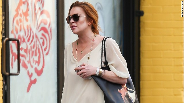 Lindsay Lohan sues over 'Grand Theft Auto V'