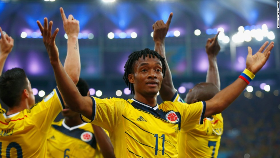 Chelsea's capture of Cuadrado from Italian side Fiorentina was the stand out deal in the English Premier League on what was otherwise a very low-key final day in the January transfer window. A total of £130 million ($195m) was spent by English clubs, compared to £835 million ($1.25 bn) in the summer window.