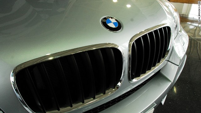BMW invests $1B to build plant in Mexico