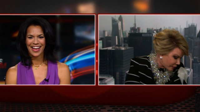 Joan Rivers storms out of CNN interview