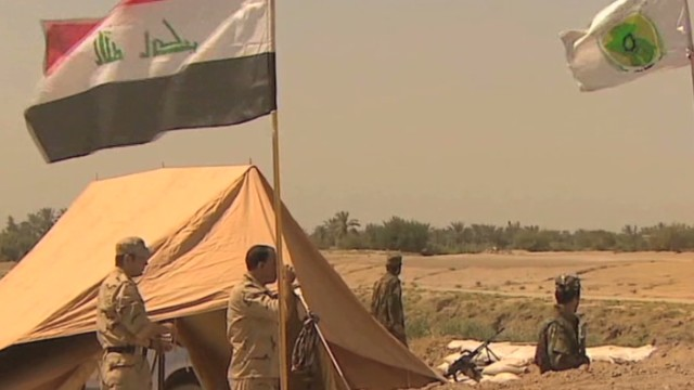 Iraqi Army braces for combat