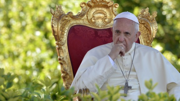 Pope Francis, perhaps the most famous Jesuit in the world, has credited the order with helping him learn the value of selflessness.