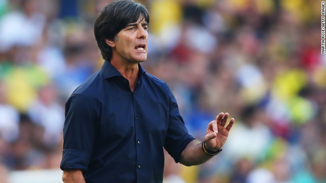 Manager Joachim Low has steered Germany to a fourth consecutive World Cup final. The 54-year-old took over from Jurgen Klinsmann following the 2006 finals hosted by the Germans.