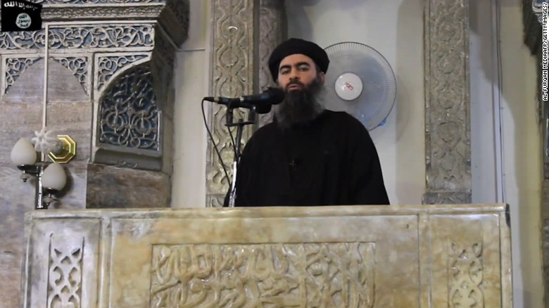 Report: Russia may have killed ISIS leader