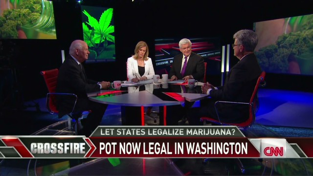 Could legalizing marijuana become 'tragedy'?