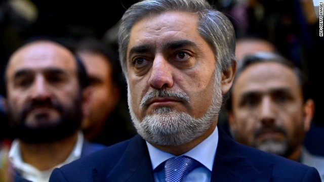 Abdullah: Dialogue with Taliban 'should be kept open'