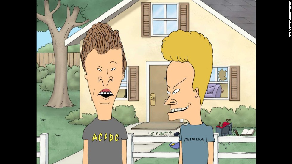 """Beavis and Butthead"" blazed trails on MTV but not at the Emmys."