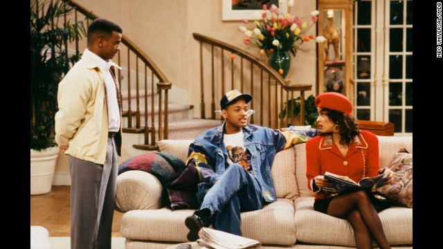 "Photo by NBC/NBC via Getty Images - © NBC Universal, Inc- ""The Fresh Prince of Bel Air"""
