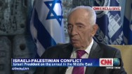 Peres: 'We warned them, we asked them to stop it'
