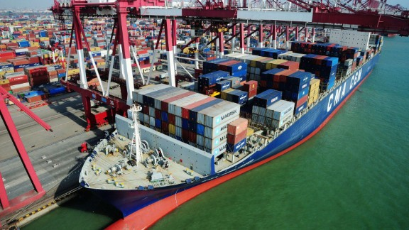 Rolls-Royce predicts unmanned cargo ships could be sailing our seas within the next decade. But this would depend on approval from maritime regulators.