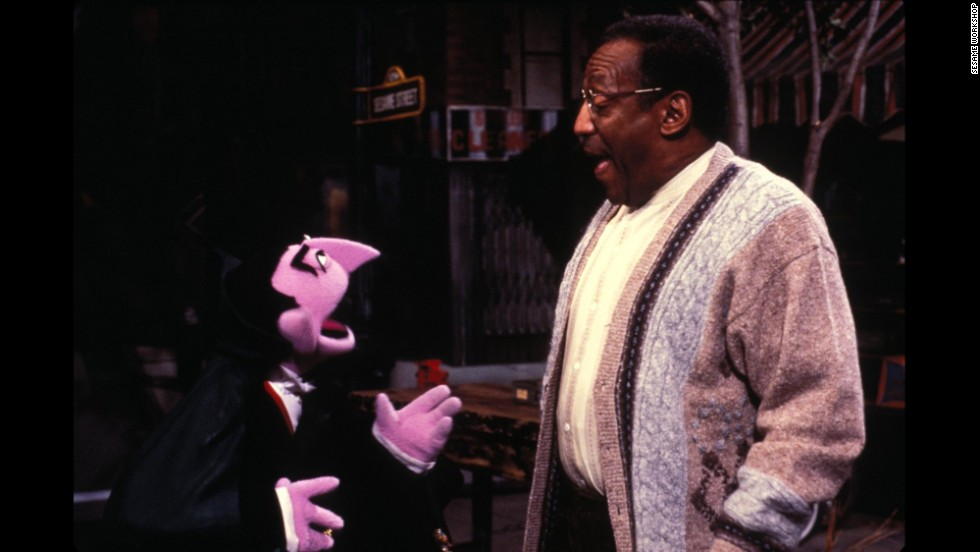 """Sesame Street"" took the horrific character and made him family friendly -- <em>and </em>educational. Clearly <a href=""http://www.bbc.com/news/entertainment-arts-19384794"" target=""_blank"">inspired by Bela Lugosi'</a>s take on the vampire, <a href=""http://www.cnn.com/2009/LIVING/wayoflife/02/10/mf.muppet.favorites.stories/index.html?iref=allsearch"" target=""_blank"">Count von Count</a> doesn't have an interest in blood as much as he does numerical order."