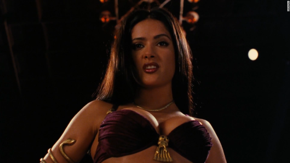 "Bela Lugosi's Dracula had a measure of sensuality, but Salma Hayek's ruthless Santanico Pandemonium in 1996's ""From Dusk Til Dawn"" tipped the scales."