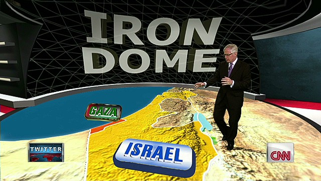 How does the Iron Dome work?