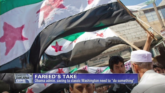 Fareed's Take: Obama's Syria Solution