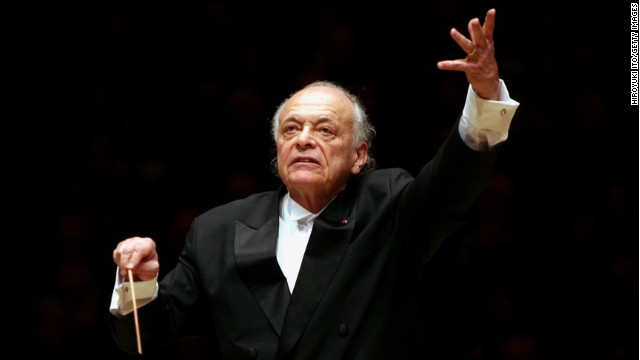 Renowned conductor Lorin Maazel has died at age 84.