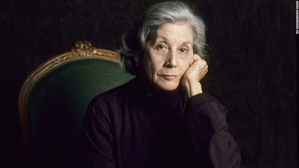 "Nadine Gordimer, a South African author who won the Nobel Prize in Literature in 1991, <a href=""http://www.cnn.com/2014/07/14/world/africa/obit-nadine-gordimer/index.html"" target=""_blank"">died on July 13</a>, according to her family. She was 90."