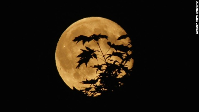 Two More Supermoons Rising In 2016 Cnn