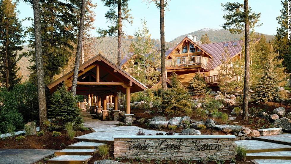 Los mejores hoteles del mundo for Hoteles con chimenea