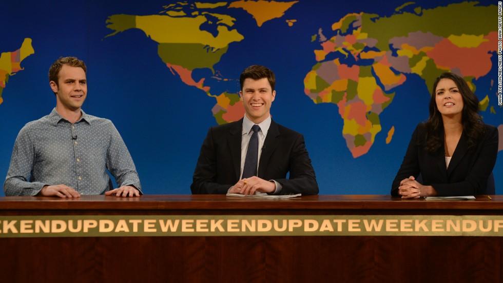 Saturday Night Live Noel Wells And John Milhiser Out Cnn