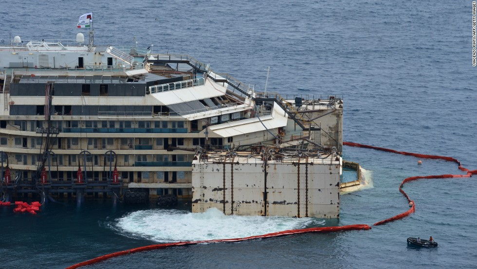 Costa Concordia Captain Convicted In Shipwreck CNN - What was the last cruise ship to sink