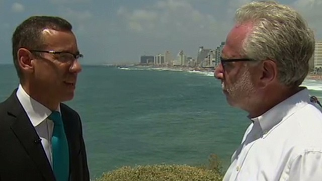 newday intv wolf israel accepts hamas rejects cease-fire_00003826.jpg
