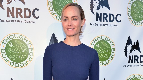 "Actress and model Amber Valletta had her ""coming out"" as an addict during a recent speech for Mind Body Green. Valletta admitted that she started trying to get high at the age of 8 and said, ""My hope is that someone, somewhere in this room, out of this room, will hear something that will help them and perhaps get them out of the shadows and the darkness of addiction and bring them into the light."""