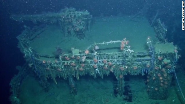 World War II wreckage haunts Gulf of Mexico - CNN