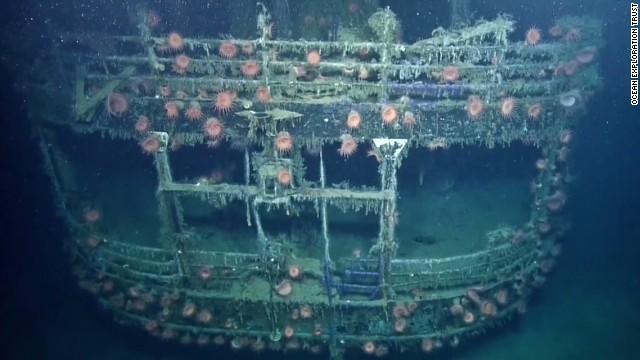 World War Ii Wreckage Haunts Gulf Of Mexico Cnn