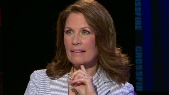 Crossfire Bachmann says Clinton should be worried_00010120.jpg