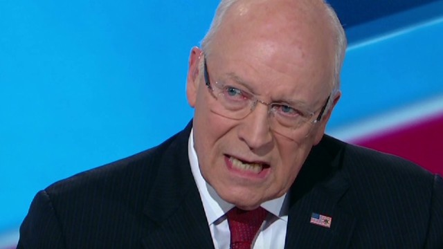 Cheney: Breath of fresh air, or hot air?