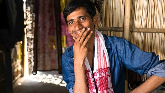 Shafiq Khan is a human rights activist who has a network of field workers visiting villages in Haryana state to find out about abuses and assist trafficked women in getting basic rights.