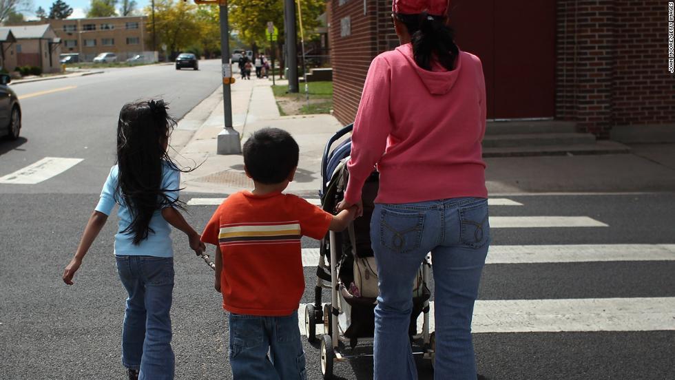Suit Texas Denies Immigrant Children Rights Cnn
