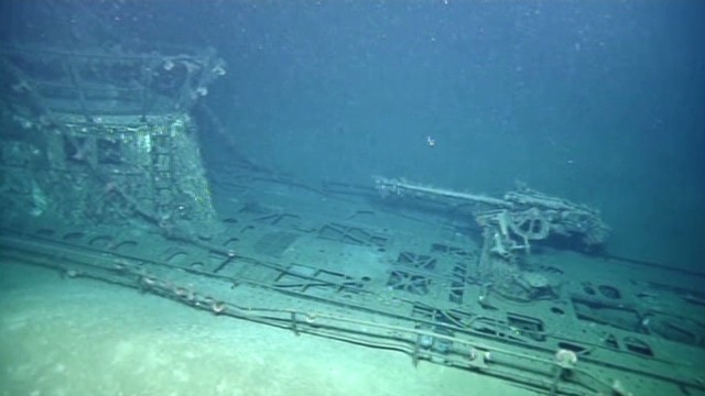Explore sunken Nazi ship off Texas' coast