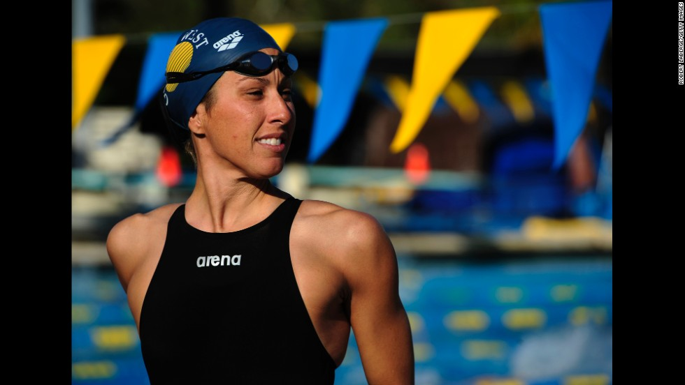 With her anticipated return to the Olympics in 2012, gold-medalist Janet Evans signed an endorsement deal with one of the world's leading swim brands, Arena.