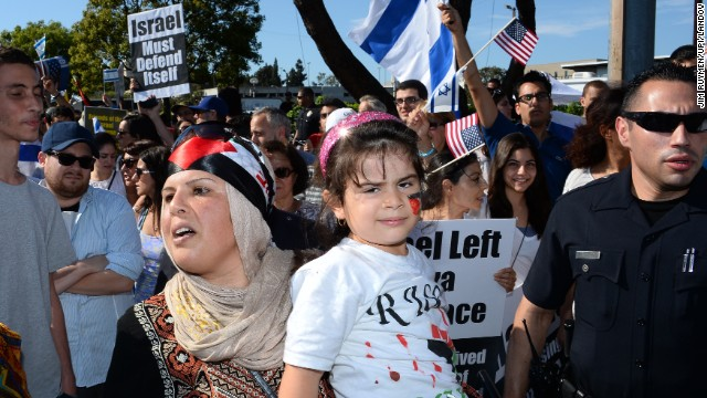 Protests on Gaza crisis held worldwide