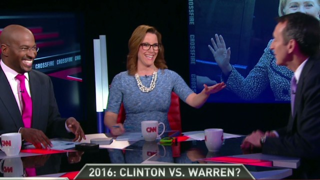 The Warren vs. Clinton debate