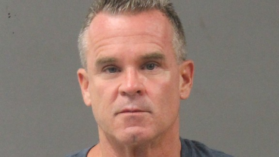 """Police say 53-year-old James Lacroix told them he was """"looking for Katy Perry"""" at the the Kennedy compound."""