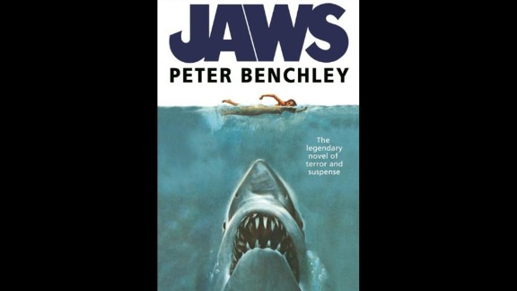 Books released earlier in the year such as Peter Benchley