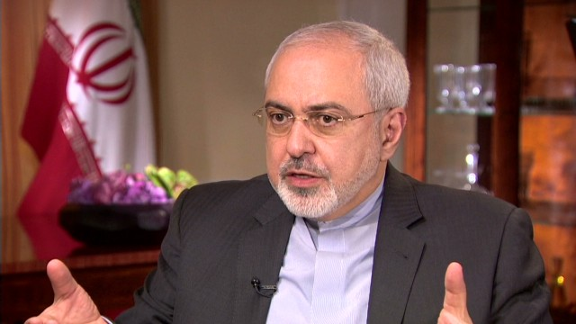 Iran's chief nuclear negotiatior