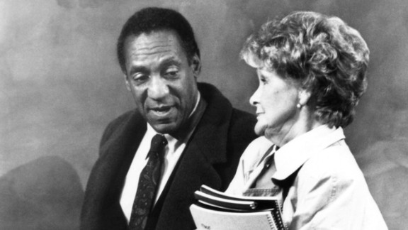 """Stritch played Mrs. McGee, the no-nonsense schoolteacher, on three episodes of """"The Cosby Show."""""""