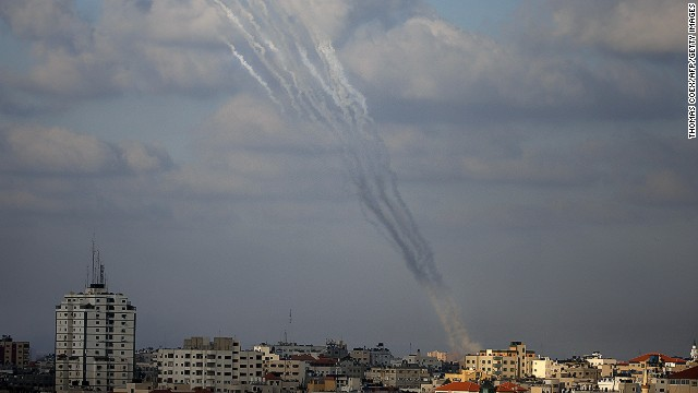 Ground operation launched into Gaza