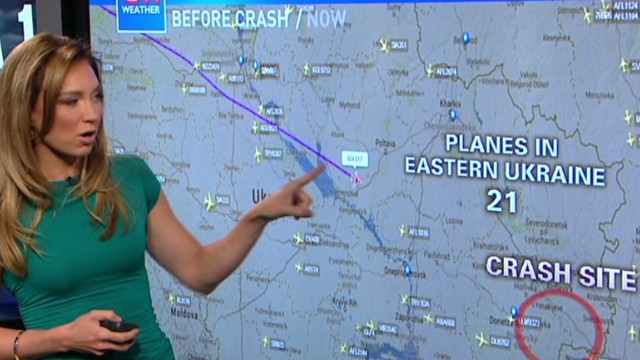 MH17 flight routes Malaysia Airlines Petersons earlystart_00012209.jpg