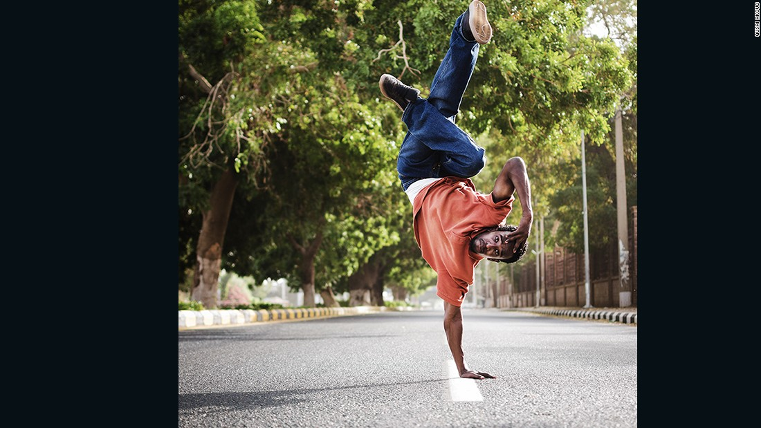 "<em>""Since I was a toddler, I was so hyperactive and always anxious,"" </em>said Jailani, a natural born break-dancer ..<em>. ""Break dancing is essential to me like air is to my lungs.""</em>"