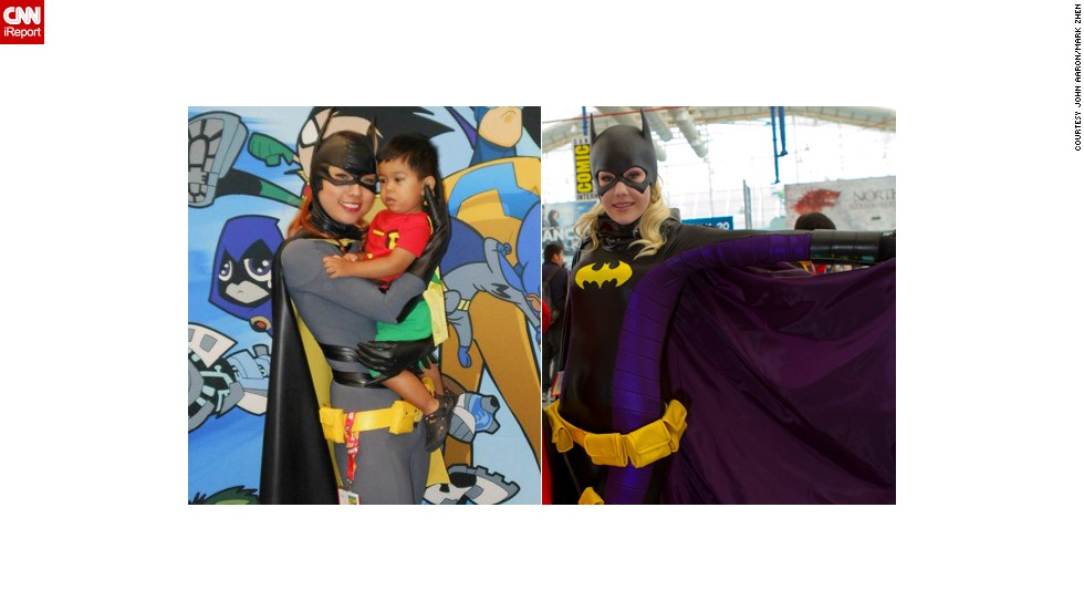 "Batgirl's costume continues to inspire cosplayers (and look for takes on her <a href=""http://io9.com/batgirls-new-uniform-may-be-the-best-damn-superheroine-1603247249"" target=""_blank"">new costume </a>this year). Which version is your favorite?"