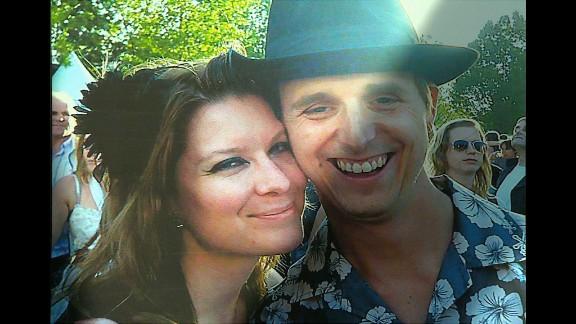 Musician Cor Schilfder was on vacation with girlfriend NeeltjeTol, a florist.