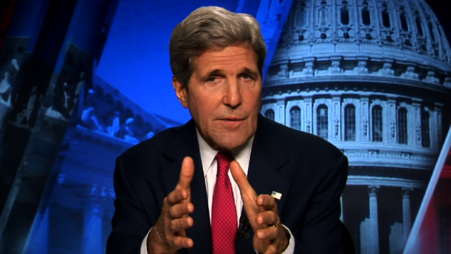 Kerry: 'Moment of truth' for Putin